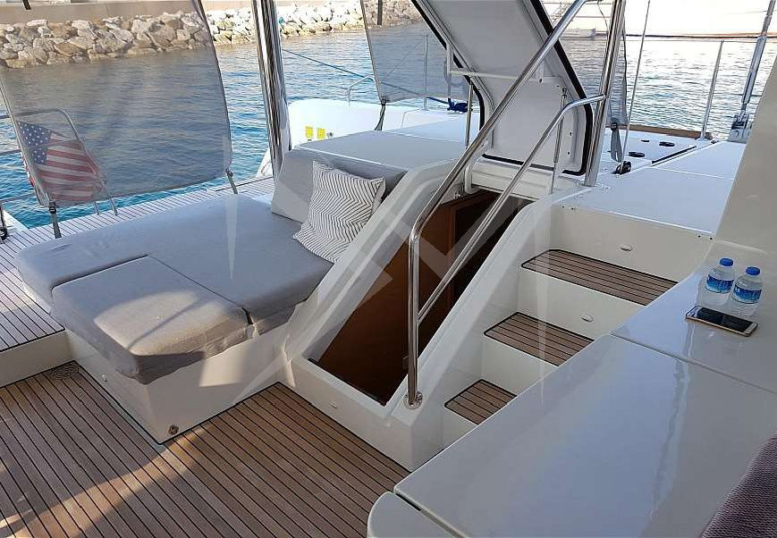 Lagoon 52 2014 for sale - Data Marin | Yachts for Sale