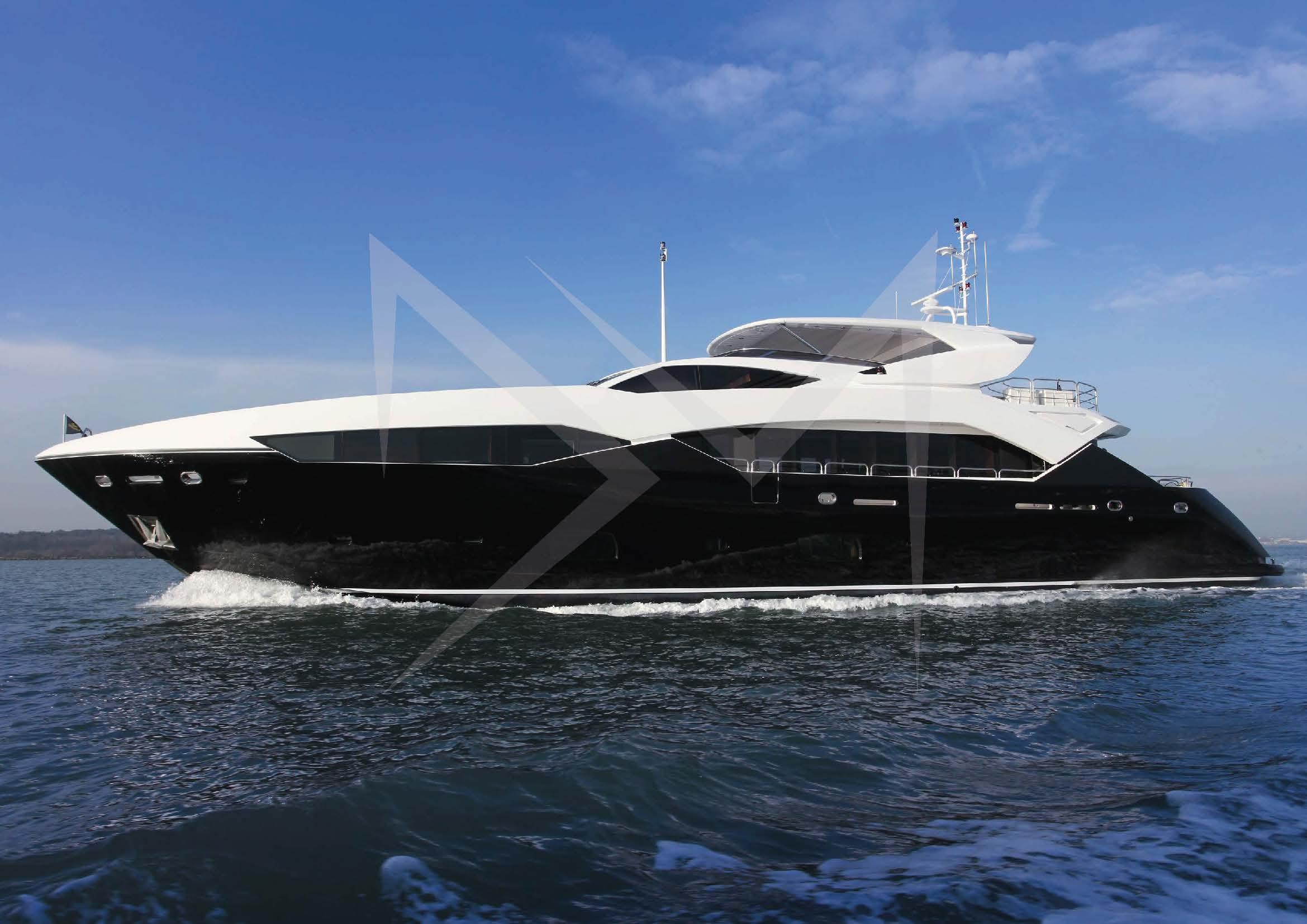 Sunseeker Predator 115 2011 For Sale Data Marin Yachts For Sale
