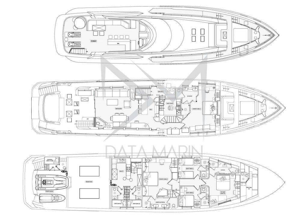 Logos Yachting 35M 2010 Data Marin_Sayfa_25