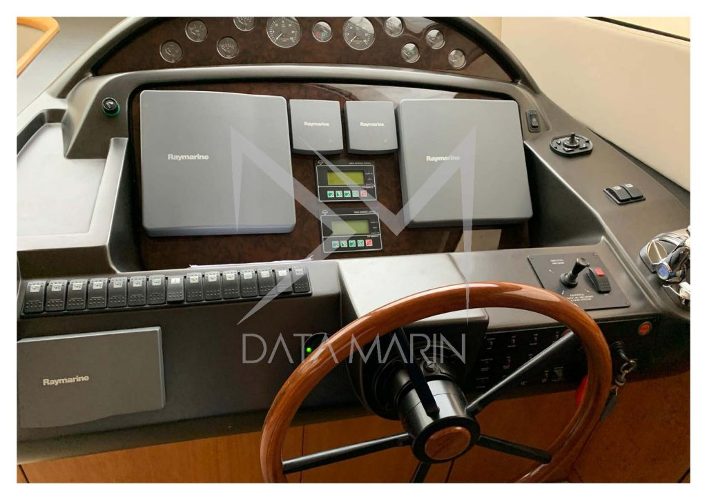 Sunseeker 75 Yacht 2005 Data Marin_Sayfa_09